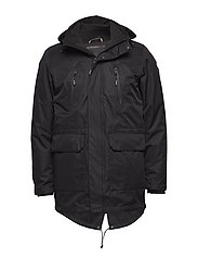 Technical jacket - BLACK