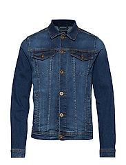 Denim jacket - INK BLUE