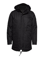 Technical 3-in-1 jacket - BLACK