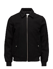 Wooljacket - BLACK
