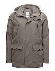 Parka jacket - SAND