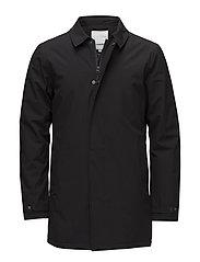 Slim coat - BLACK