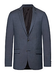 Super 120s Blazer - BLUE