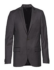 Super 120s Blazer - GREY