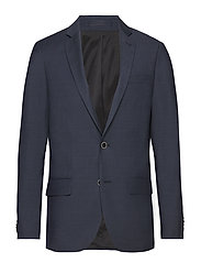 Super 120s Blazer - NAVY