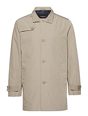 Carcoat in merory cotton - SAND