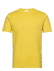 Basic tee S/S - YELLOW