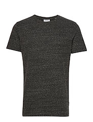 Neps structure tee S/S - BLACK