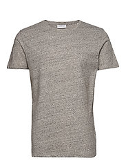Neps structure tee S/S - GREY