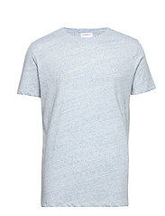 Neps structure tee S/S - LT BLUE