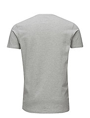 Mens stretch v-neck tee s/s