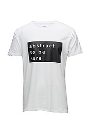 Statement tee S/S - WHITE