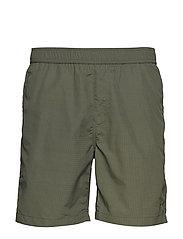 Casual swim shorts - ARMY