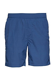 Casual swim shorts - BLUE