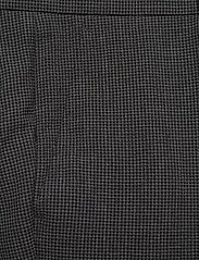 Lindbergh - Seersucker checked suit - single breasted suits - grey check - 7