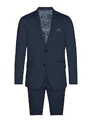 Structure suit - BLUE