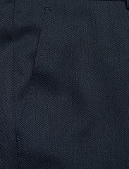 Lindbergh - Structure suit - single breasted suits - blue - 4