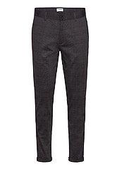 Lindbergh - AOP checked suit - puvut - grey check - 0