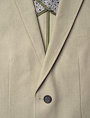 Lindbergh - Cotton linen suit - single breasted suits - sand mix - 4