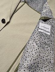 Lindbergh - Cotton linen suit - single breasted suits - sand mix - 6