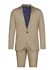 Casual suit - BEIGE
