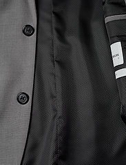 Lindbergh - Plain mens suit - yksiriviset puvut - lt grey mel - 7