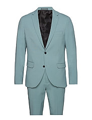 Plain mens suit