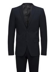 Plain mens suit - NAVY