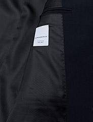 Lindbergh - Plain mens suit - enkeltkneppede dresser - navy - 10