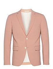Plain mens suit - SOFT PINK