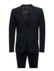 Plain mens suit-blazer + pant - NAVY