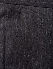 Lindbergh - Pin striped suit - costumes simple boutonnage - dk grey mel - 6