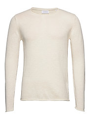 Casual knit - OFF WHITE