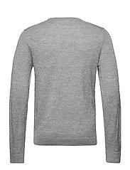 Merino knit o-neck