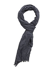 Woven scarf - BLUE