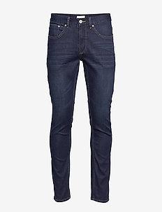 5 pocket stretch astra blue - ASTRA BLUE