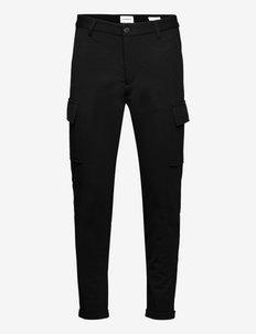 Superflex cargo  pant - cargohose - black