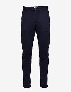 Superflex pant normal length - casual trousers - navy mix