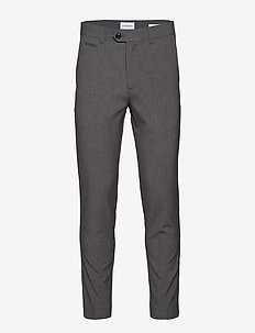 Club pants - suit trousers - grey mix