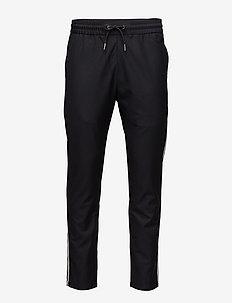 Relaxed pants - casual broeken - navy