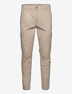 Cargo pants - cargohose - lt grey