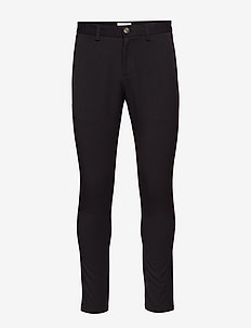 Casual stretch pant - BLACK