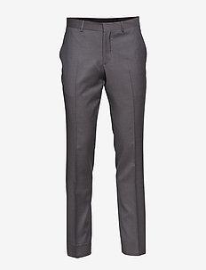Super 120s pants - GREY
