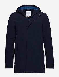 Functional coat - NAVY