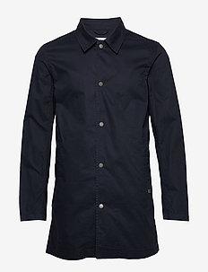 Mac coat - dunne jassen - navy