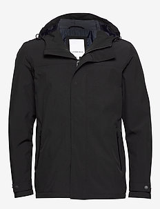 Technical field jacket - BLACK