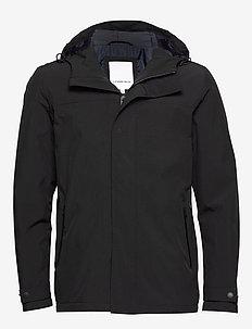 Technical field jacket - windjassen - black