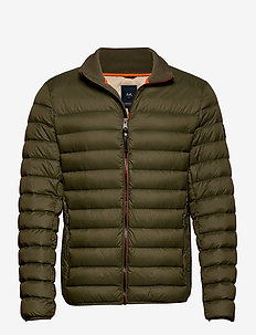 Light down jacket - toppatakit - army