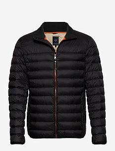 Light down jacket - fodrade jackor - black