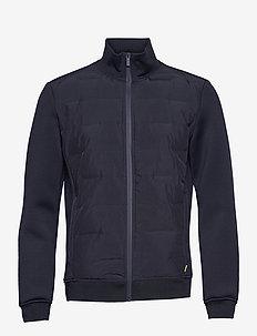 Light down urban jacket - padded jackets - navy